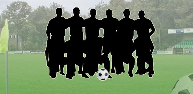 Indeling teams 2021-2022